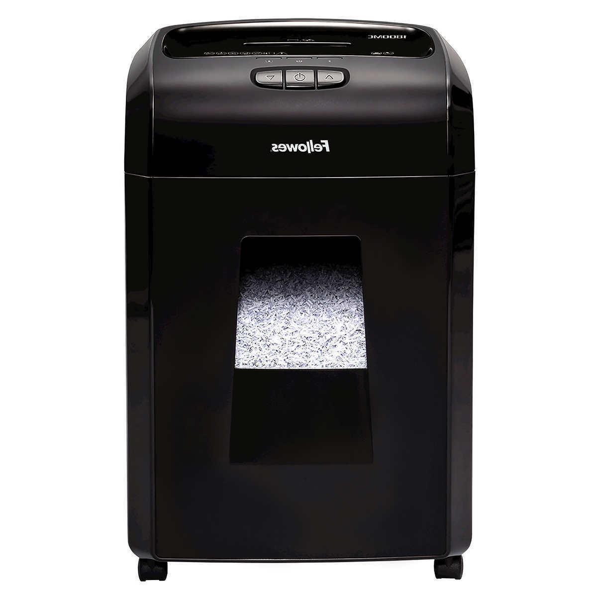 microshred 1800mc 18 sheet micro cut shredder