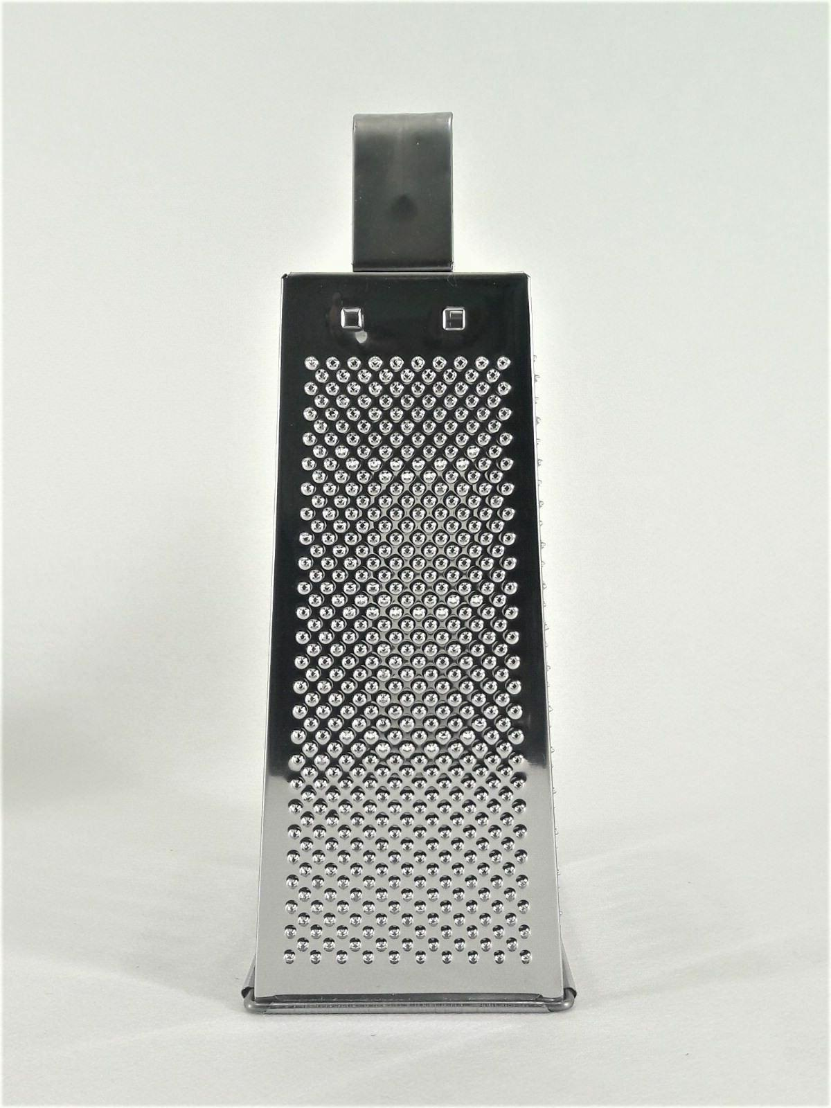 NEW Shaped Grater 4 Sided Design Grater