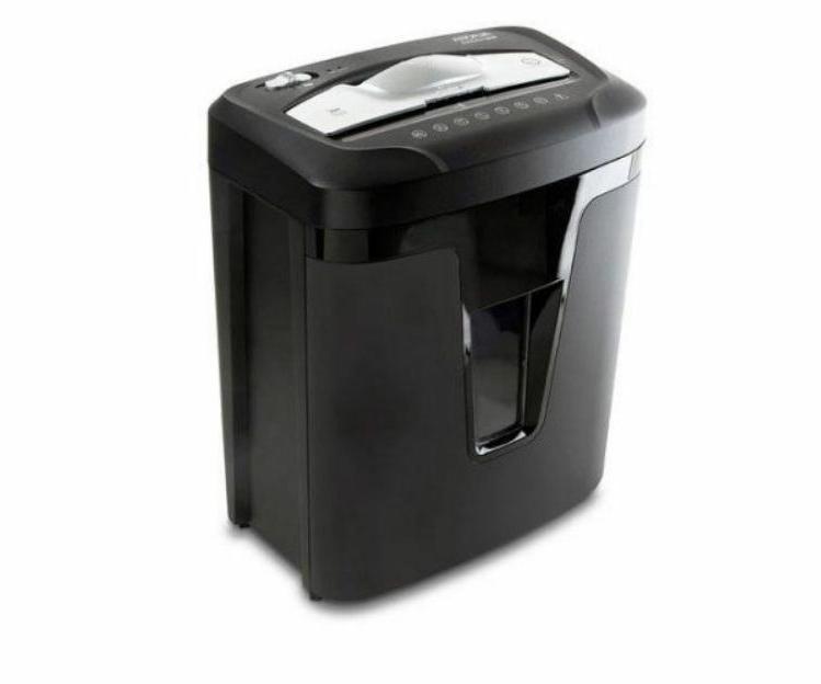 new paper shredder cut 10 sheet credit
