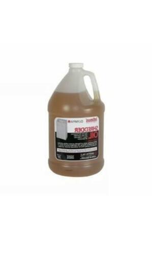 new shredder oil 1 gallon bottles