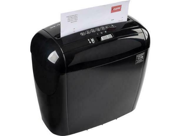 p 35c 5 sheet confetti cut shredder