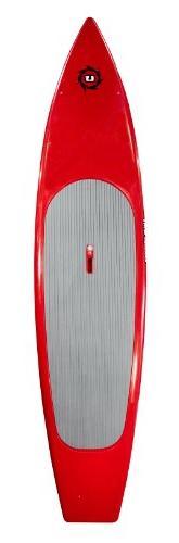 Liquid Shredder Paddleboard Shred-X Roto, Red, 12-Feet