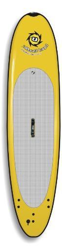 Liquid Shredder Paddleboard Softboard, Yellow, 11-Feet