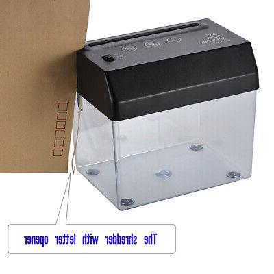Portable Shredder Home Office Small