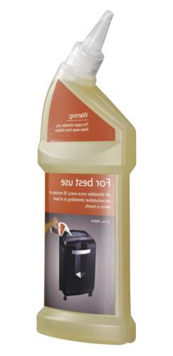 Bonsaii Paper Shredder Lubricant Oil for Home Tools, 12 oz.