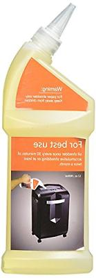 Bonsaii Paper Shredder Lubricant Oil for Home Tools, 12 oz.