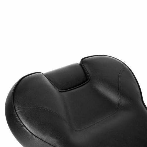 Massage Recliner Vibration Single Lounge Black