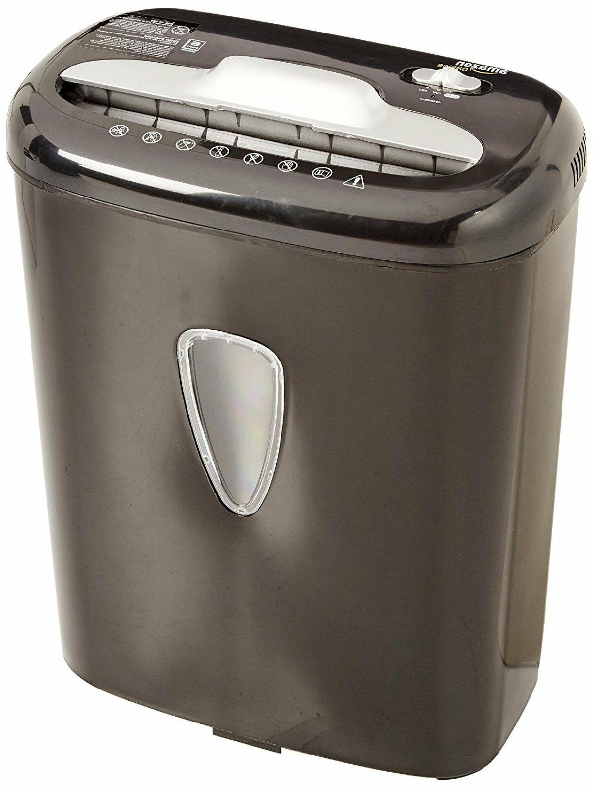 Paper Shredders For Home Use Office Credit Card Micro Cut 4.