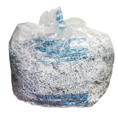 poly shredder bag