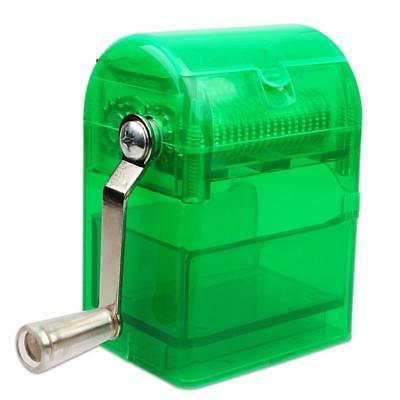 portable mini paper shredder cutter manual hand