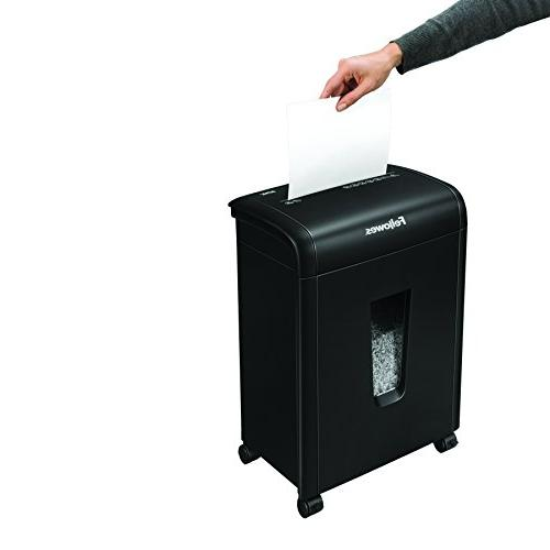 Fellowes 62MC Home Shredder with Safety for