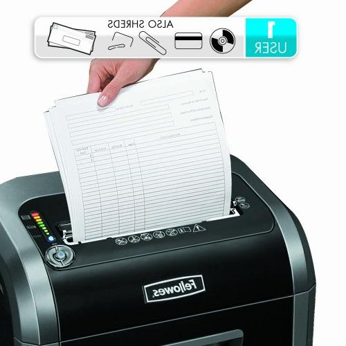 Fellowes 79Ci 100% Jam Proof Heavy Paper Shredder