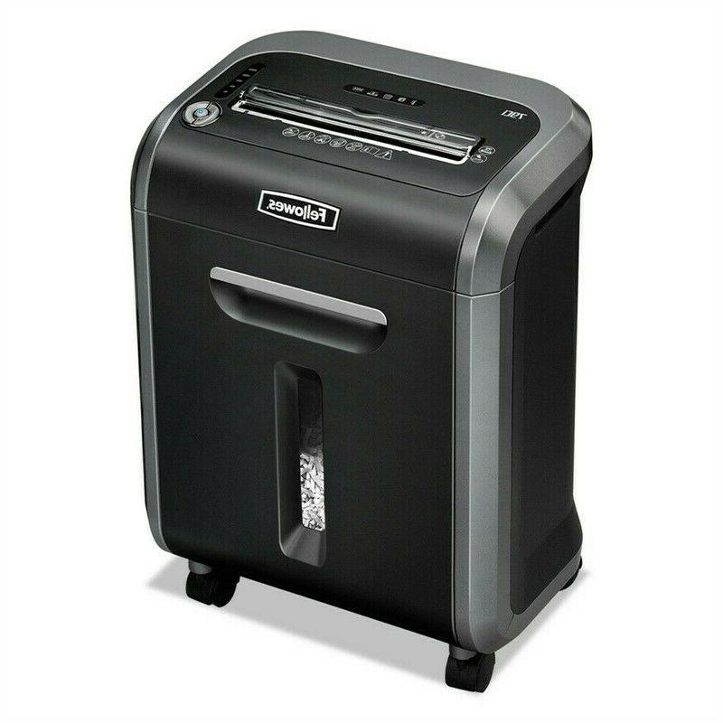 Fellowes Powershred 79Ci 100% Jam Proof 16-Sheet Cross-Cut H