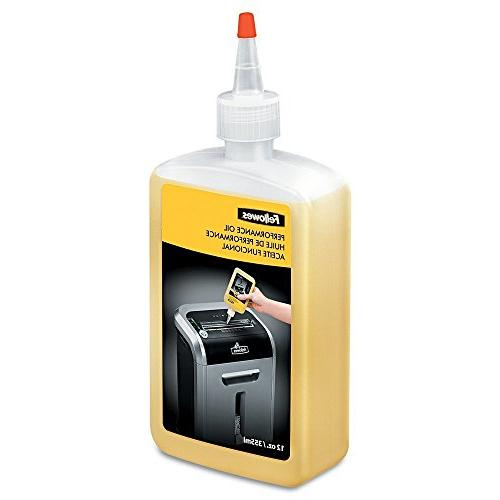 powershred lubricant bottled oil
