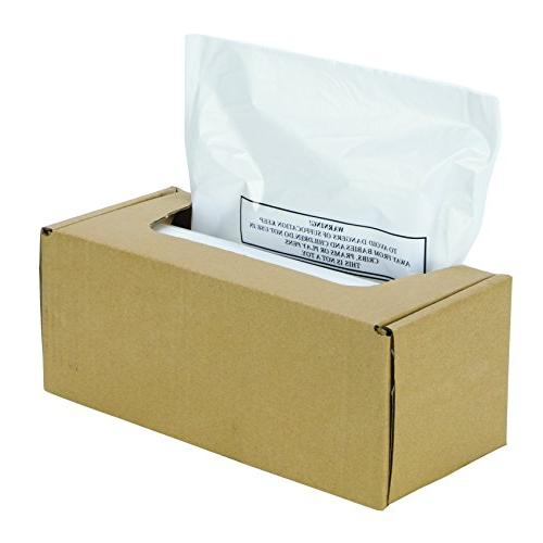 Fellowes Waste Bags for AutoMax and 300C Auto 50 Bags