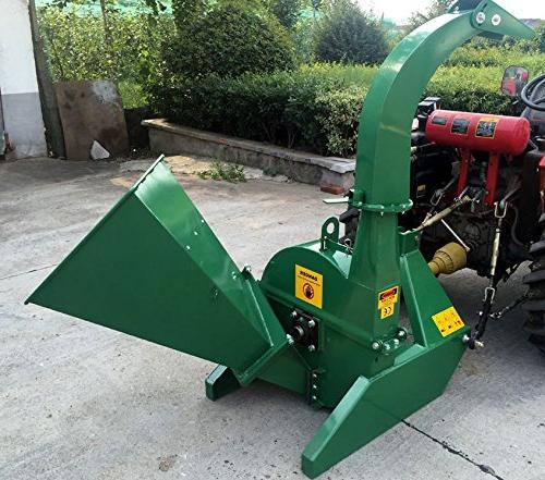 Shredder, Tractors 18 to 50HP, 4 x Inch Chipper Year Model BX42S
