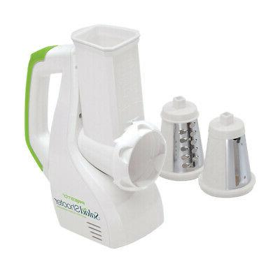 salad shooter food chopper slicing