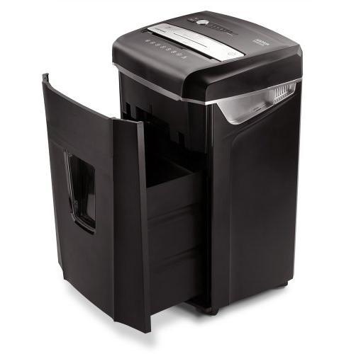 Aurora AU1000MA Micro-Cut / CD / Credit Card Shredder Wastebasket