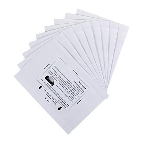 shredder lubricant sheets