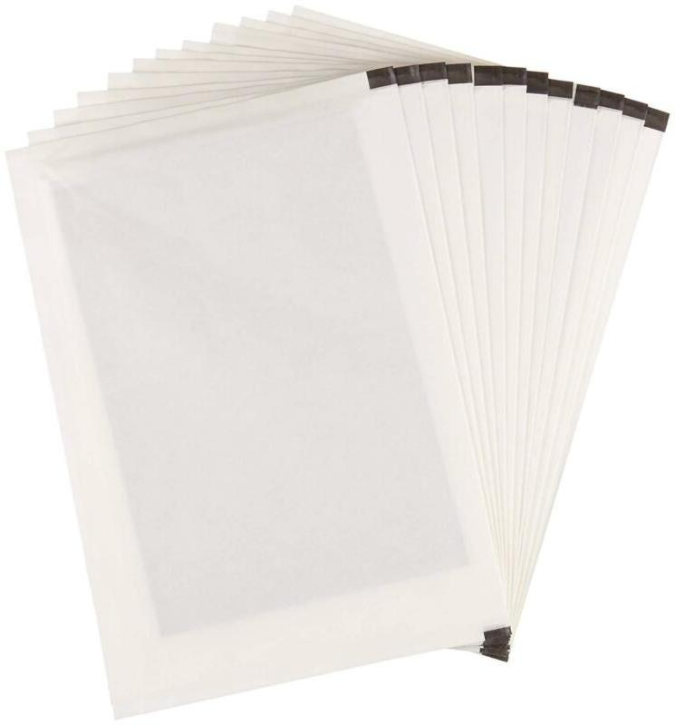 shredder sharpening and lubricant sheets pack of