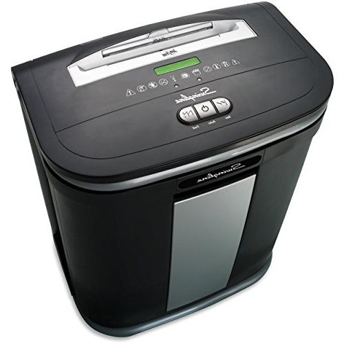 SWINGLINE SWISM12-08 1758496 Micro Shredder