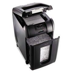 Stack-and-Shred 300M Medium-Duty Micro-Cut Shredder, 300 She