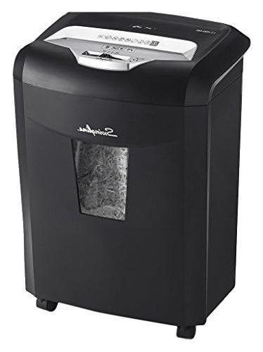 swingline micro cut paper shredder