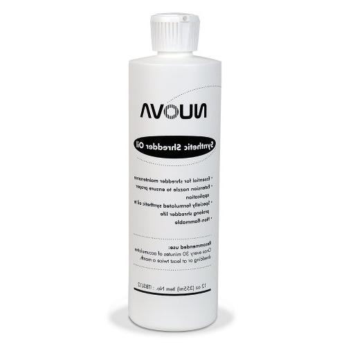 Nuova SYNTHETIC Paper Oil, Oz. Bottle with Flip Cap