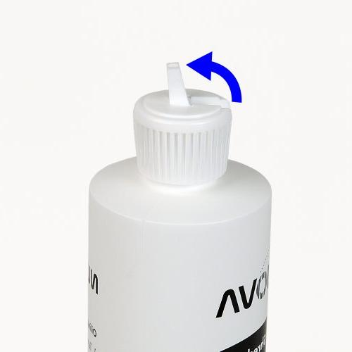 Nuova SYNTHETIC Paper Shredder Oil, with Flip Top Cap