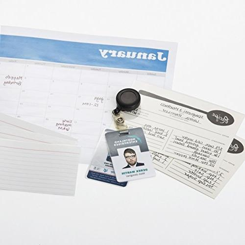 AmazonBasics Letter Pouch 9 x 100-pack
