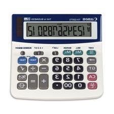 TX220TS Mini Desktop Handheld Calculator, 12-Digit LCD