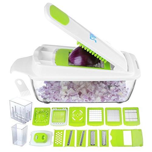 vegetable chopper slicer dicer cutter
