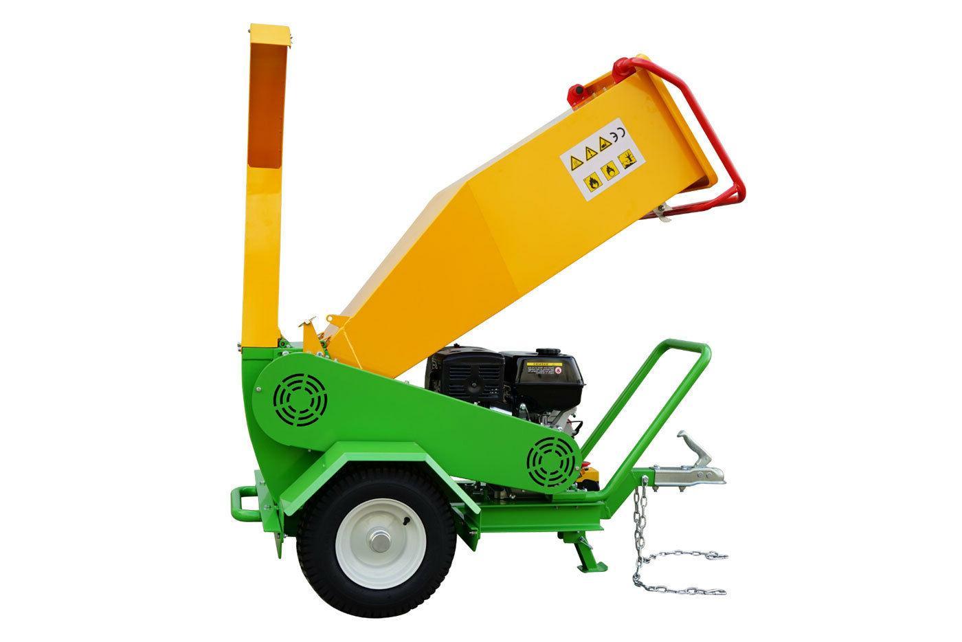 Nova Tractor Wood shredder by