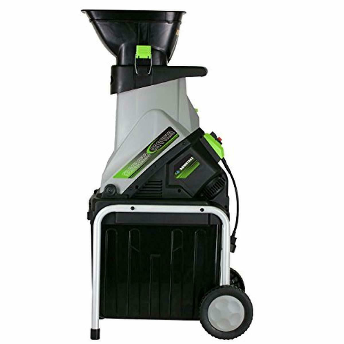 Wood Chippers 5 Garden Chipper Shredder Bin