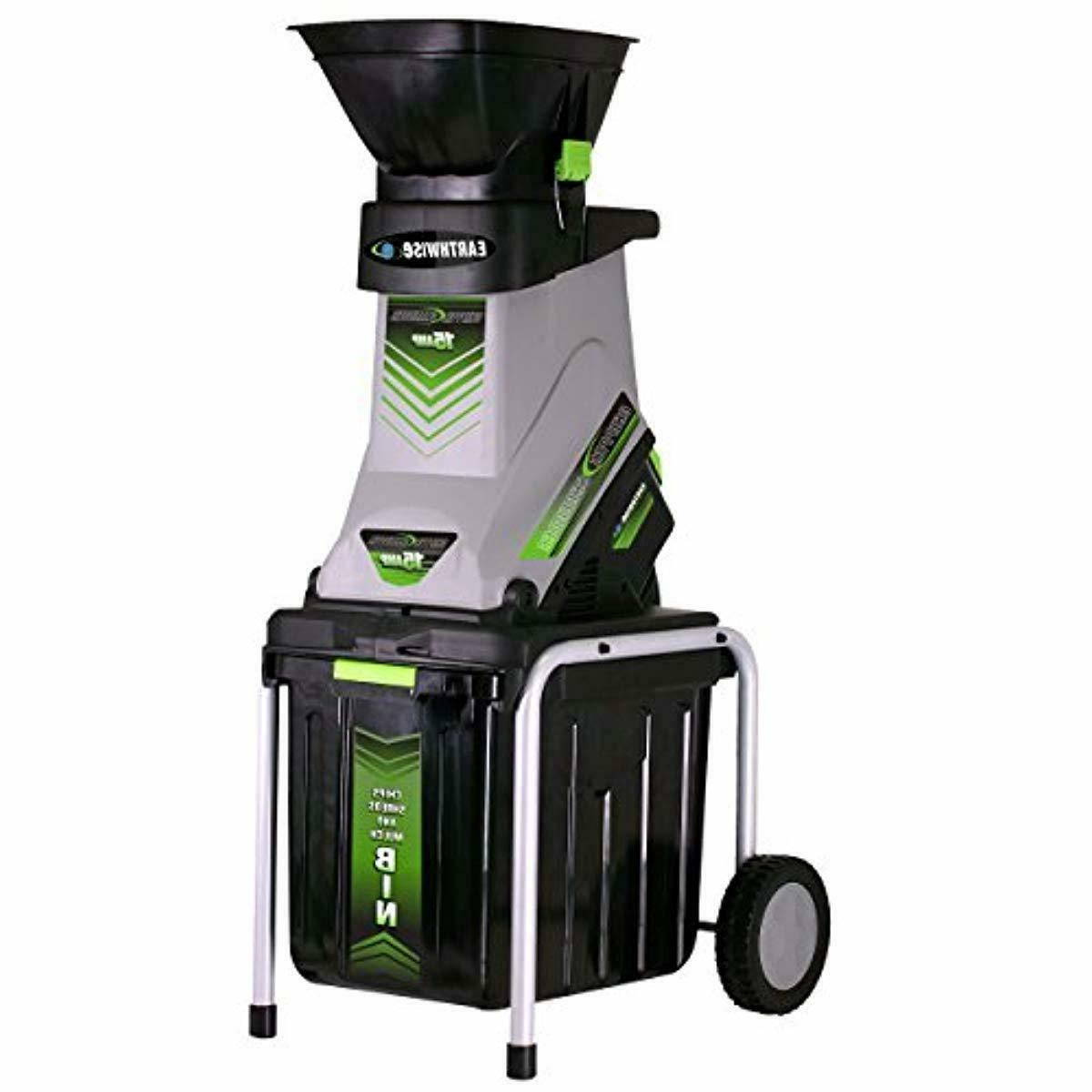 Wood 5 Amp Chipper Shredder