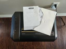 Fellowes LX22M Powershred Micro Cut 20 Sheet Paper Shredder