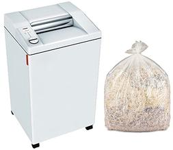 MBM DESTROYIT 3104 STRIP CUT SHREDDER WITH SHREDDER OIL