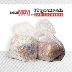 MBM Destroyit Shredder Bags Size 918