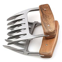 Metal Meat Claws, 1Easylife 18/8 Stainless Steel Meat Forks