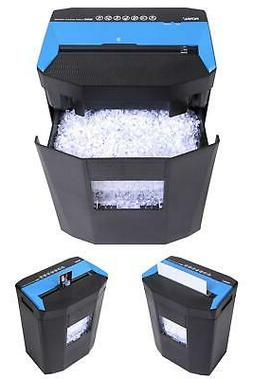 Royal Micro Cut Paper Shredder Heavy Duty 8 Sheet Confetti C