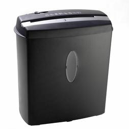 Giantex 10 Sheet Cross-cut Paper Credit Card Staple Shredder
