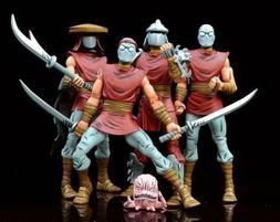 NYCC Neca TMNT Teenage Ninja Turtles Foot Clan Soldier SHRED