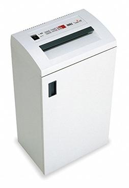 HSM Classic Small Office Paper Shredder, Strip-Cut Cut Style