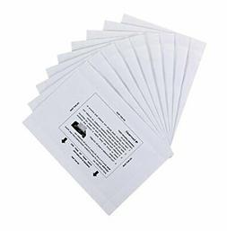 Bonsaii Paper Shredder Lubricant Sheet, 40-Pack )