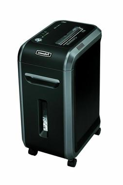 Paper Shredder Machine Black Heavy Duty Large Stand Big Best