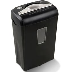 Paper Shredders for Home Use High Security 8-Sheet Micro-Cut