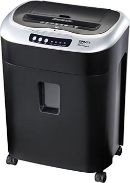 Dahle PaperSAFE 22080 Auto-Feed Paper Shredder, Oil Free, 80