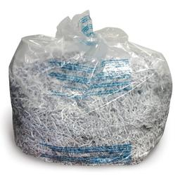 Swingline Poly Shredder Bags,Medium Up To 8 Gallon,100/Box,C