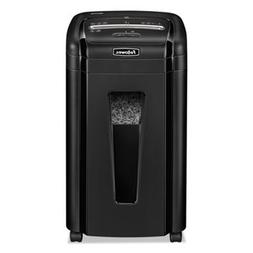 Fellowes Powershred 225ci 100% Jam Proof Cross-Cut Shredder,