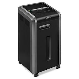 Fellowes Powershred 225Mi Continuous-Duty Micro-Cut Shredder